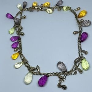 Other - Colorful necklace